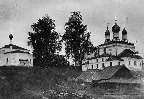 Храмовый комплекс с. Алферьево